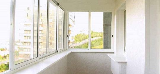 Утепление лоджий и балконов - утепление двойное и ппу - внут.